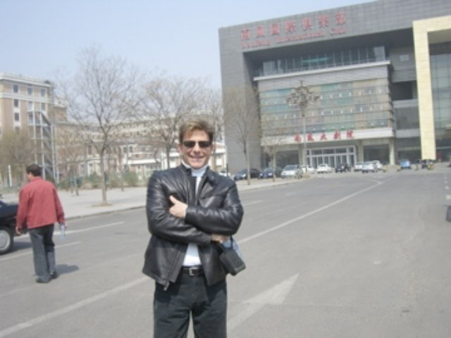 Jesse Cutler International Club in Beijing