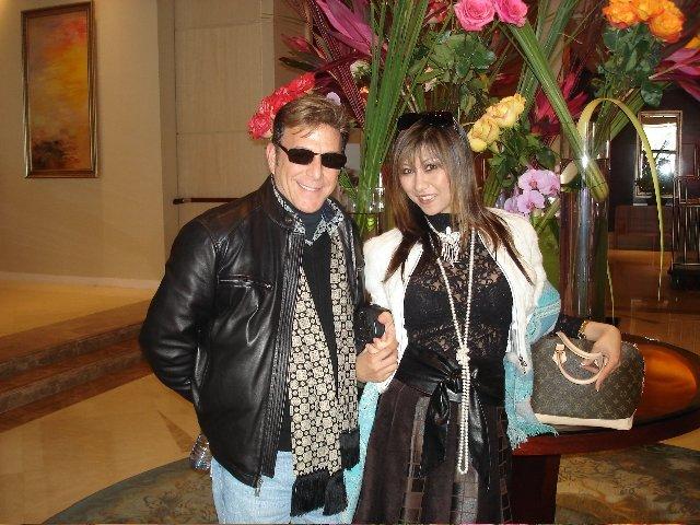 Jesse Cutler and Shirley Shangri La Hotel Beijing