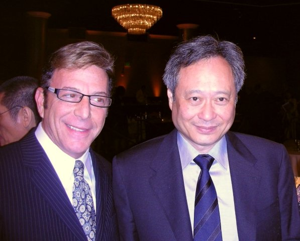 Jesse Cutler and Director Ang Lee