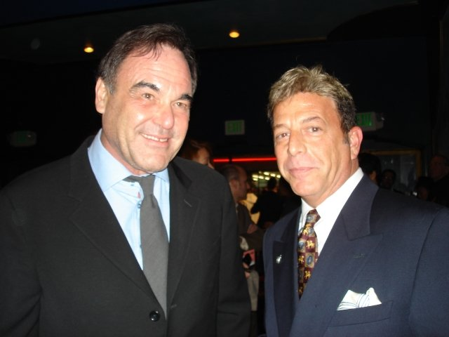 Jesse Cutler and Oliver Stone