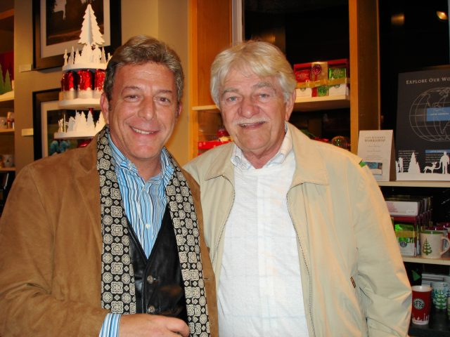 Jesse Cutler and Seymour Cassel