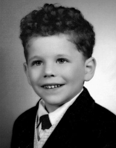 Louis Milo Gibaldi Age 4