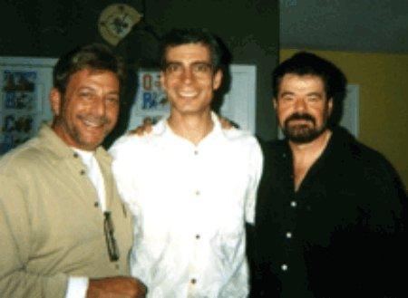 Jesse Cutler, Benoit Glazer and Dr. John DiPerro