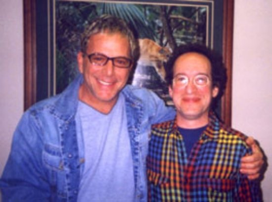 Jesse Cutler and Richard Schulman