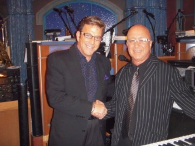Jesse Cutler and Paul Shaffer
